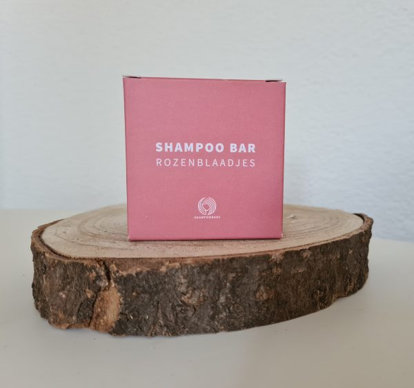 Shampoobar. Rozenblaadjes. Insideout bysam