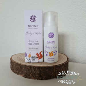 Naobay. Baby Face Cream. Insideout by Sam